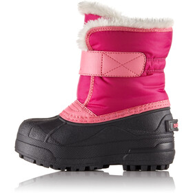 Sorel Toddlers Snow Commander Boots Tropic Pink/Deep Blush